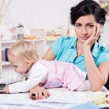 Kind und Job in Einklang bringen