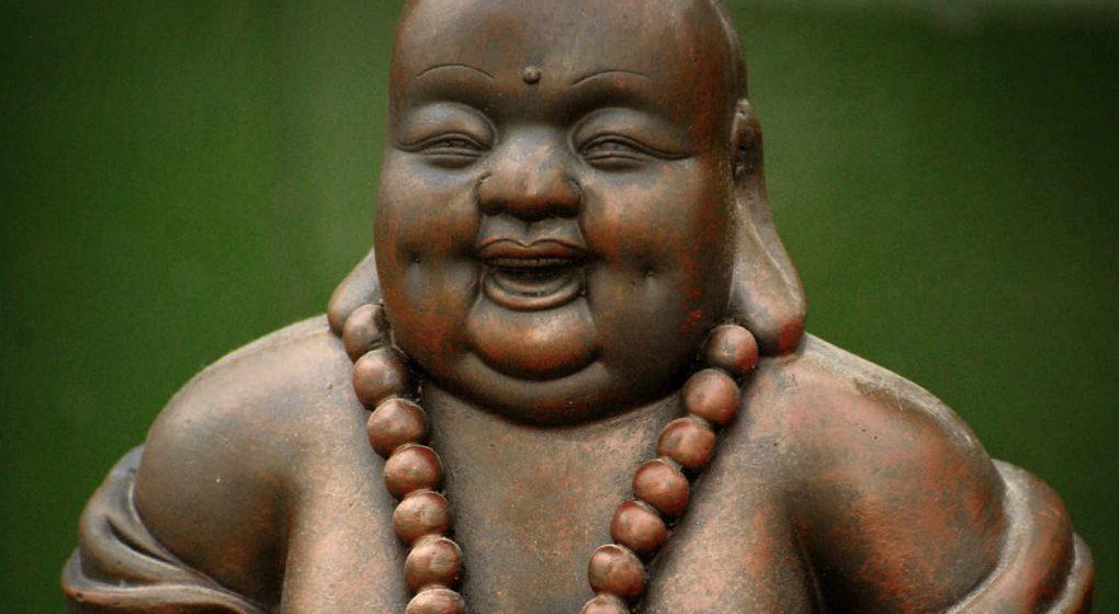 Meditation als MIttel gegen Stress.