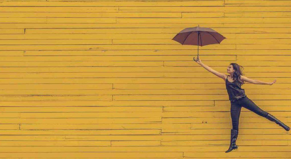 Auf der Suche nach der Freude im Leben (Monika Ernst)