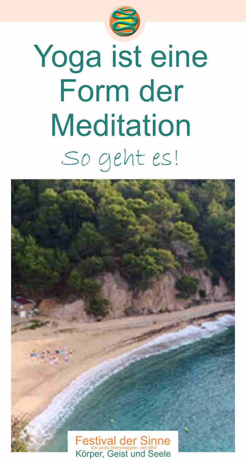Yoga als Form der Meditation