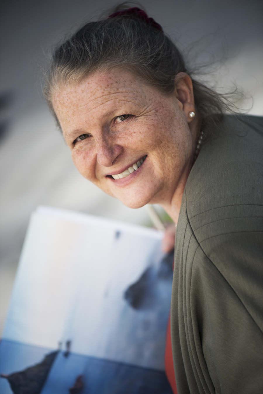Eva Laspas, Initiatorin