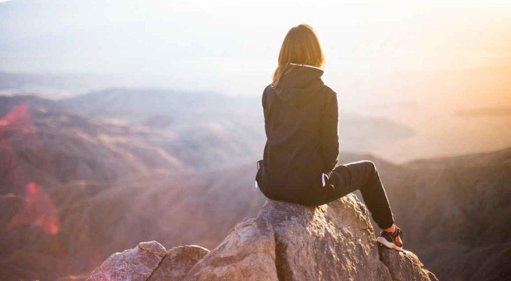 Rückzug aus dem Alltag - Die Reise zu dir selbst (Titel)
