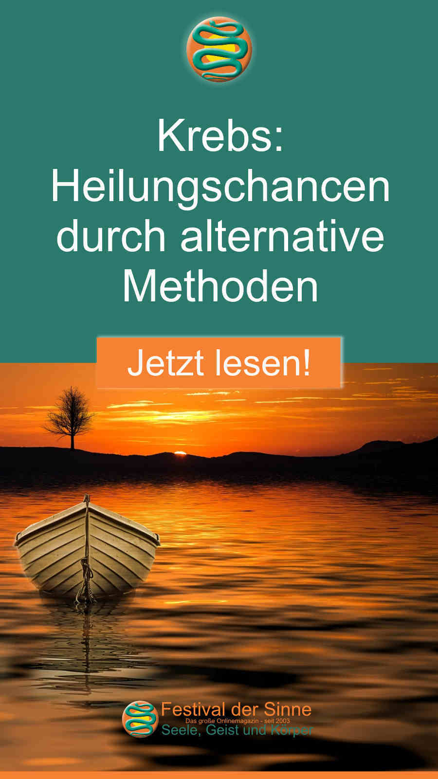 Krebs: Heilungschancen durch alternative Methoden (PIN)