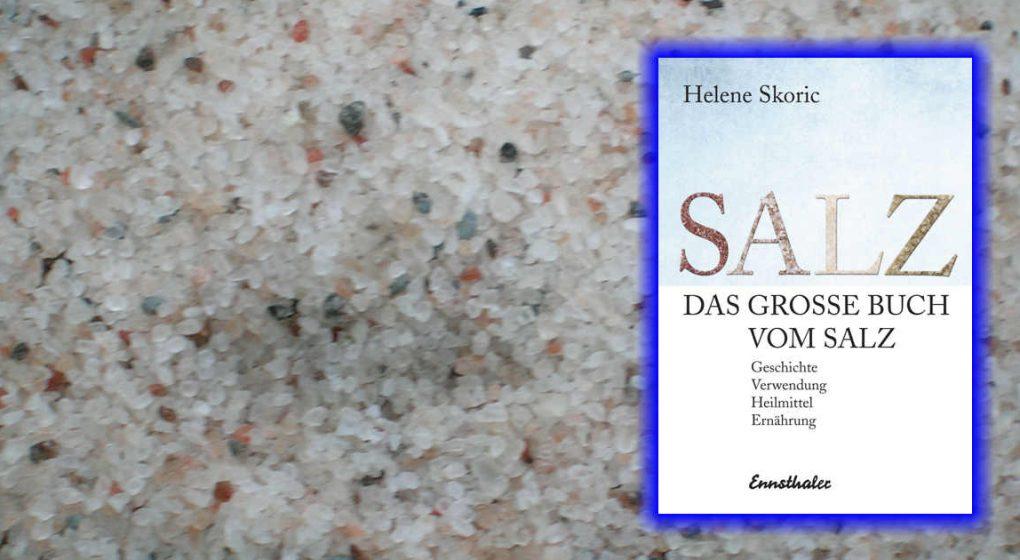Salz - Das große Buch vom Salz