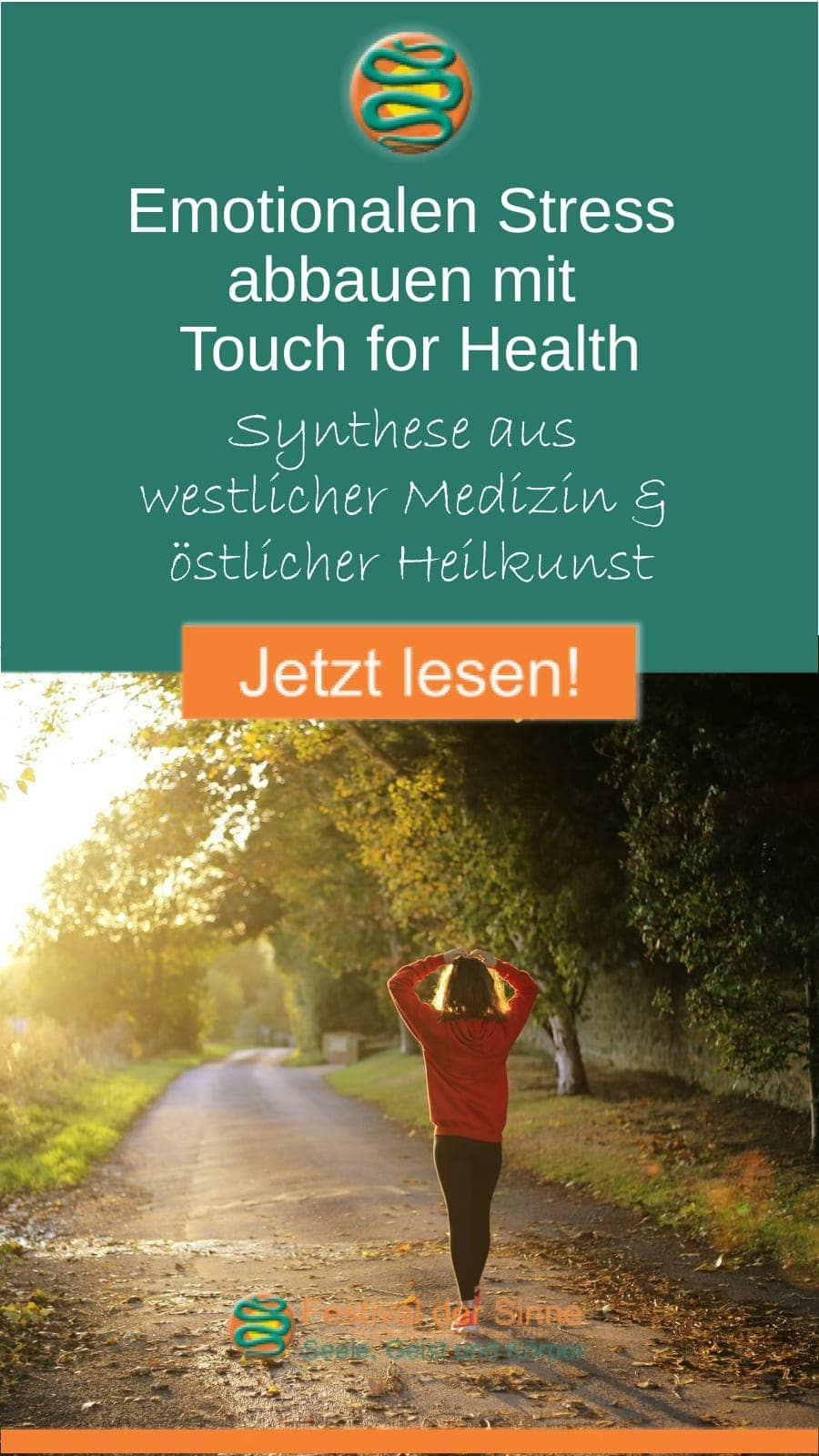 #Emotionalen #Stress #Abbauen mit #Touch for #Health
