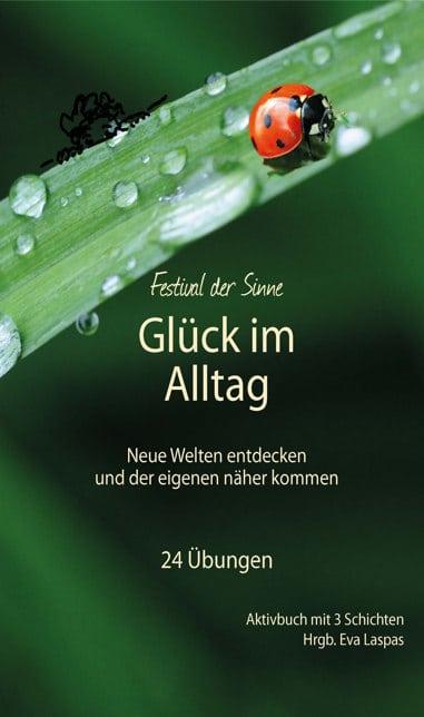 "Cover ""Glück im Alltag"" - 2. Band"